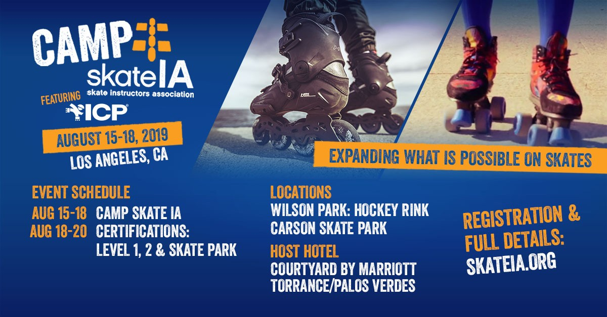 Camp Skate IA in Los Angles, CA